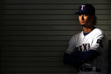 Surprise  AZ - February 28: Texas Rangers Photo Day - Yu Darvish