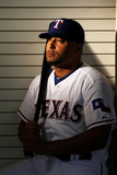 Surprise  AZ - February 28: Texas Rangers Photo Day - Yorvit Torrealba