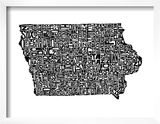 Typographic Iowa