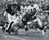Dick Butkus Chicago Bears