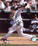Matt Holliday Colorado Rockies - Hitting Autographed Photo (Hand Signed Collectable)