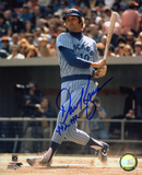 "Dave Kingman Chicago Cubs with  ""442nd Home Run"" Autographed Photo (Hand Signed Collectable)"
