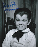 Butch Patrick - The Munsters with Eddie Muster Inscription