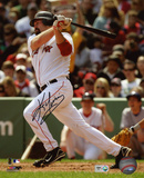 Kevin Youkilis Boston Red Sox Autographed Photo (Hand Signed Collectable)