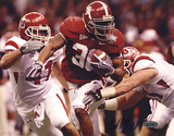 Glen Coffee Rush vs Utah Horizontal Photo