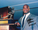 "Rashaan Salaam Colorado Buffaloes with ""Heisman 94""  Autographed Photo (Hand Signed Collectable)"