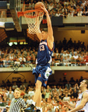 Mike Miller Florida Gators Dunking Autographed Photo (Hand Signed Collectable)