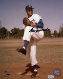 Don Newcombe Los Angeles Dodgers Autographed Photo (Hand Signed Collectable)