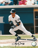 Joey Cora Chicago White Sox Autographed Photo (Hand Signed Collectable)