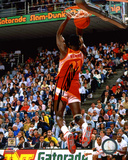 Dominique Wilkins Atlanta Hawks - Gatorade Slam Dunk Autographed Photo (Hand Signed Collectable)