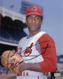 Luis Tiant Cleveland Indians Autographed Photo (Hand Signed Collectable)