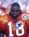 Emory Smith Clemson Tigers