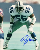 Robert Jones Dallas Cowboys Autographed Photo (Hand Signed Collectable)