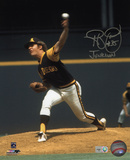 Randy Jones San Diego Padres with Junkman Inscription Autographed Photo (Hand Signed Collectable)