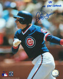 "Bobby Dernier Chicago Cubs w/ Inscription ""84 NL East Champs"""