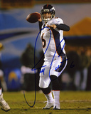 Jay Cutler Denver Broncos Autographed Photo (Hand Signed Collectable)