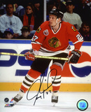 Jeremy Roenick Chicago Blackhawks Autographed Photo (Hand Signed Collectable)
