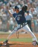 Jack Morris Toronto Blue Jays Autographed Photo (Hand Signed Collectable)