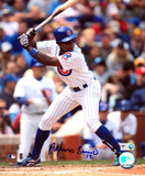 Alfonso Soriano Chicago Cubs Autographed Photo (Hand Signed Collectable)