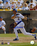 Paul Molitor Milwaukee Brewers Autographed Photo (Hand Signed Collectable)