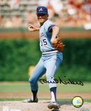 Phil Niekro Atlanta Braves Autographed Photo (Hand Signed Collectable)