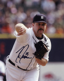 Todd Jones Detroit Tigers Autographed Photo (Hand Signed Collectable)