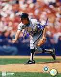 Charlie Hough Florida Marlins Autographed Photo (Hand Signed Collectable)