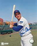 Gene Oliver Chicago Cubs Autographed Photo (Hand Signed Collectable)