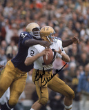 Bob Griese Purdue Boilermakers Autographed Photo (Hand Signed Collectable)