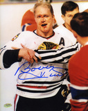 Bobby Hull Chicago Blackhawks Autographed Photo (Hand Signed Collectable)