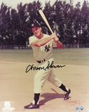 Moose Skowron New York Yankees Autographed Photo (Hand Signed Collectable)