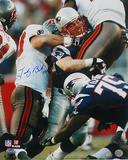 Tedy Bruschi Tackle vs Bucs