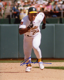 Rickey Henderson Oakland Athletics - Running