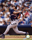 Paul Molitor Minnesota Twins - Hitting Autographed Photo (Hand Signed Collectable)