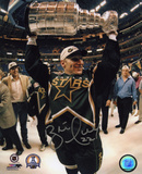 Brett Hull Dallas Stars Autographed Photo (Hand Signed Collectable)