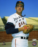 Mike McCormick Details: San Francisco Giants  67 NL CY Autographed Photo (H& Signed Collectable)