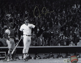 Chris Chambliss New York Yankees 1976 Walk Off Home Run Autographed Photo (Hand Signed Collectable)