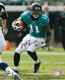 Mike Sims-Walker Jacksonville Jaguars Autographed Photo (Hand Signed Collectable)