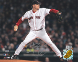 Curt Schilling Boston Red Sox - 2004 World Series Autographed Photo (Hand Signed Collectable)