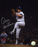 Don Sutton Los Angeles Dodgers 1977 World Series Autographed Photo (Hand Signed Collectable)