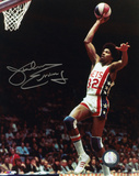 Julius Erving New Jersey Nets
