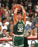 Kevin McHale Boston Celtics Autographed Photo (Hand Signed Collectable)