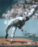 Juan Marichal San Francisco Giants with HOF '83  Autographed Photo (Hand Signed Collectable)