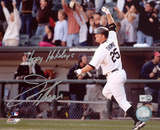 Jim Thome Chicago White Sox with Happy Holidays  Autographed Photo (Hand Signed Collectable)