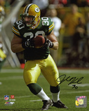 John Kuhn Green Bay Packers Autographed Photo (Hand Signed Collectable)