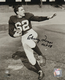 Charley Trippi Chicago Cardinals with HOF 68  Autographed Photo (Hand Signed Collectable)