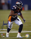 Javon Walker Denver Broncos Autographed Photo (Hand Signed Collectable)
