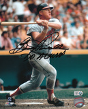 Boog Powell with 70 AL MVP Inscription Autographed Photo (Hand Signed Collectable)