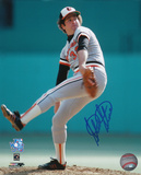 Steve Stone Baltimore Orioles Autographed Photo (Hand Signed Collectable)
