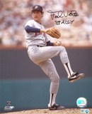 Frank Viola Minnesota Twins with 1988 AL Cy Inscription Autographed Photo (Hand Signed Collectable)
